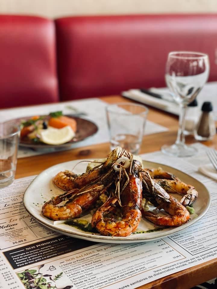 Découvrez notre Menu à 40€ à savourer midi et soir !