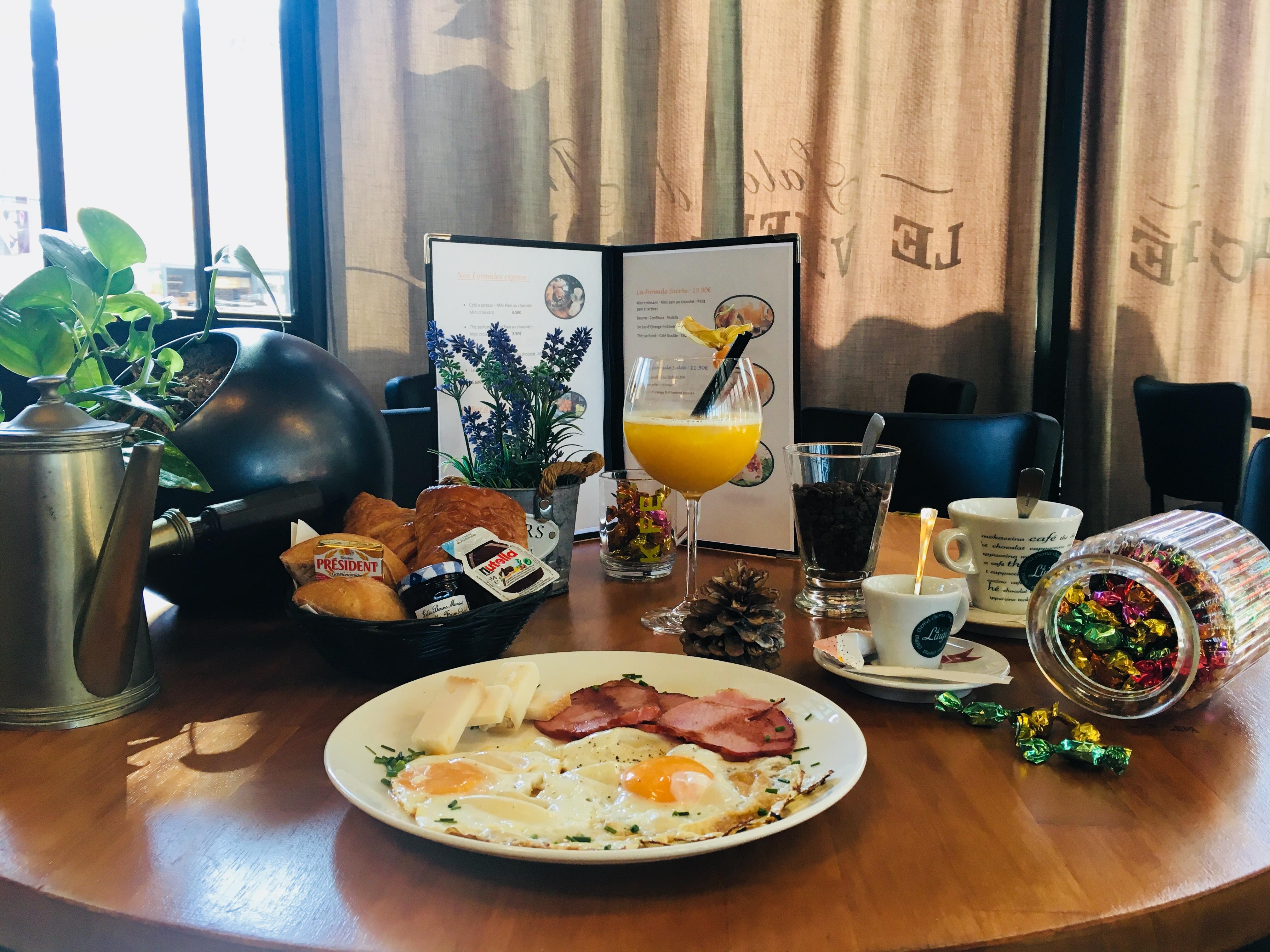 Les Nouveaux petits Déjeuners Tonic !