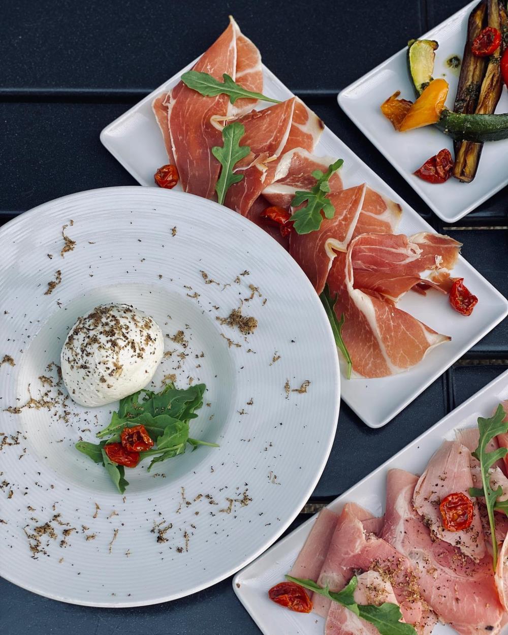 Découvrez notre nouveau Bar à Mozzarella - à partir de 15h les après midis