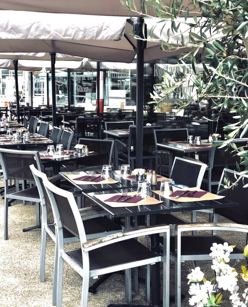 Ouverture de votre restaurant pizzeria ce Mardi 14 Juillet - Buld'Air IKEA Vedène