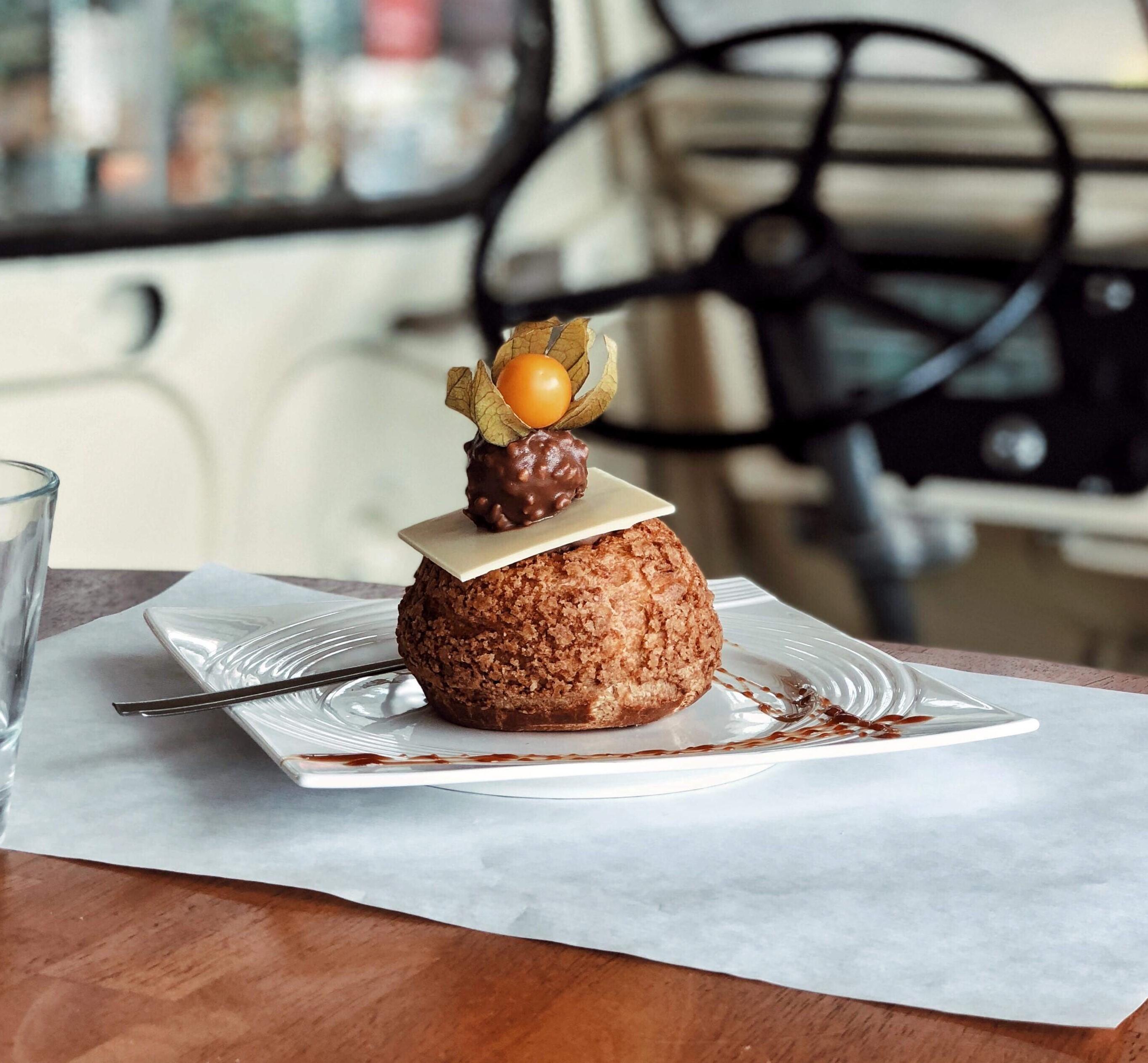 Les DessertsNotre carte au Vieux Marché